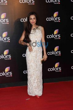 Malaika Arora Khan at star studded colors party