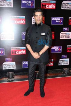 Manish Malhotra at HT Mumbai's Most Stylish Awards 2014