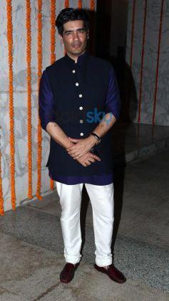 Manish Malhotra at Kangna Ranaut Birthday Bash