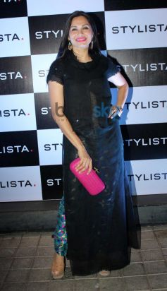 Maria Goretty stuns at stylista party