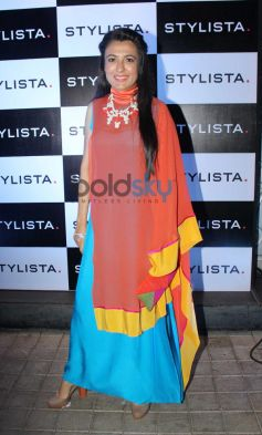 Mini Mathur stuns at stylista party