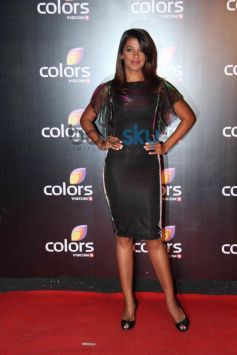 Mugda Godse at star studded colors party