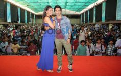 Nargis Fakhri stuns during Mai Tera Hero promotion