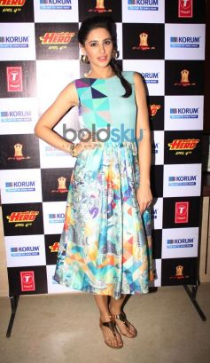 Nargis,Varun,Ileana stuns during Main Tera Hero promotion