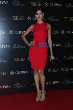Nathalia Kaur at Chivas bash