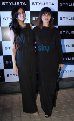 Neeta Lulla and Nishika Lulla stuns at stylista party