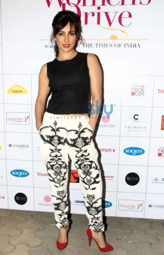 Neha Sharma at Lavasa Women Drive Awards 2014