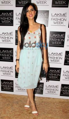 Nishika Lulla at LFW 2014