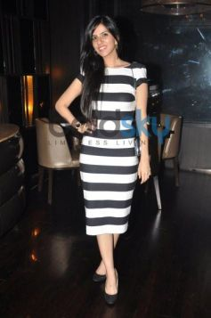Nishka Lulla at Neeta Neeta Lulla's 50th Birthday Celebration