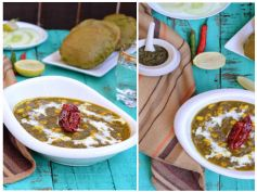 Palak Corn Curry