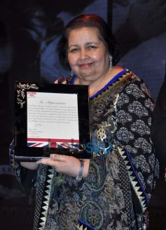 Pamela Chopra at Bollywood Themed Travel App Launch
