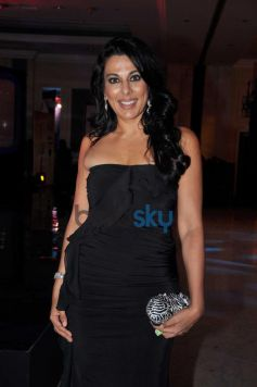 Pooja Bedi at Times Now Foodie Awards