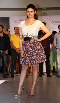 Prachi Desai walks ramp during Unveils Summer Collection Of Central