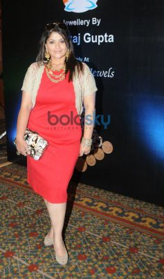 Pragati Mehra at the Contemporary Indian Jewellery Showcase