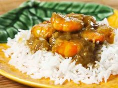 Prawn Chettinad Curry