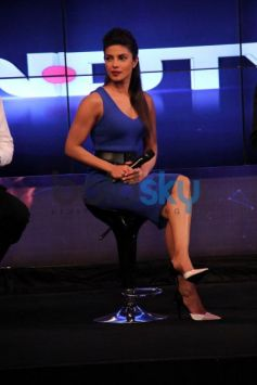 Priyanka Chopra at NDTV's first dual channel launch