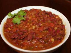 Punjabi Rajma Curry