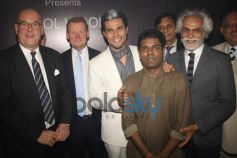 Randeep Hooda during The Woolmmark Company and Raymond show
