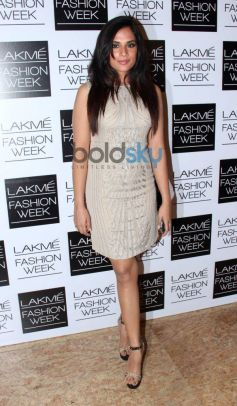 Richa Chadda at Lakme Fashion Week Summer Resort 2014