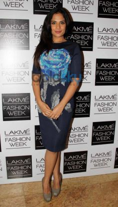 Richa Chadda at LFW 2014