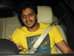 Ritesh Deshmukh at special screening of Dishkiyaoon