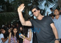 Shah Rukh Khan at Youtube FanFest 2014
