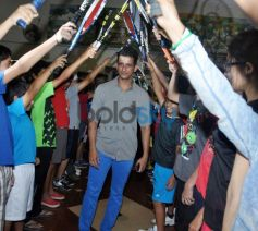 Sharman Joshi attend All India Women's Open Tennis Tournament