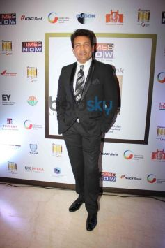 Shekhar Suman at NRI of the year Awards Ceremony