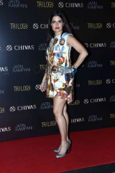 Sona Mohpatra at Chivas bash