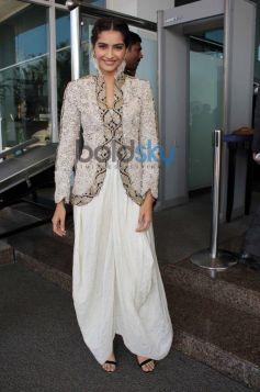 Sonam Kapoor during FICCI Frames 2014
