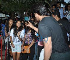 SRK daughter Suhana Khan at Youtube FanFest 2014