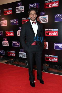 SRK at HT Mumbai's Most Stylish Awards 2014