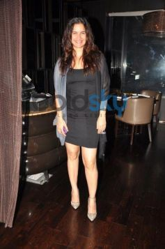 Sushma Reddy at Neeta Neeta Lulla's 50th Birthday Celebration
