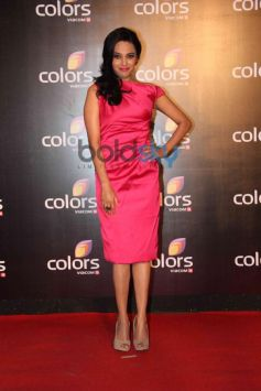 Swara Bhaskar at star studded colors party
