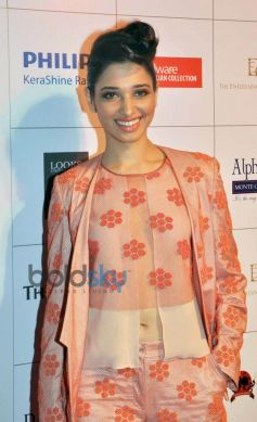 Tamanna Bhatia during Femina Style Diva North India 2014
