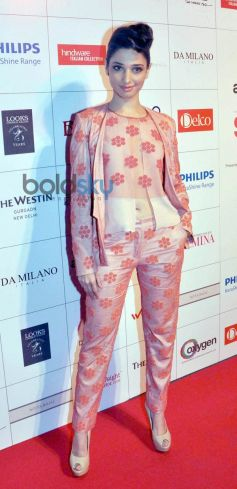Tamanna Bhatia at Femina Style Diva North India 2014