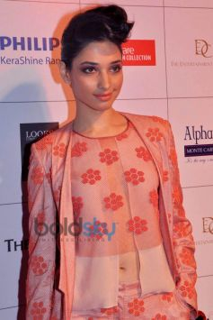 Tamanna at Femina Style Diva North India 2014