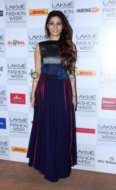 Tanisha Mukherjee at Lakme Fashion Week Summer Resort 2014
