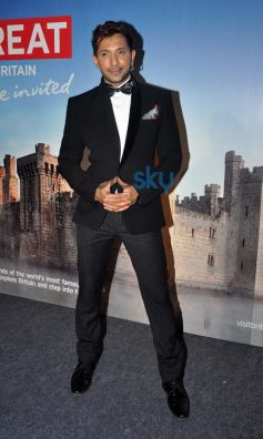 Terence Lewis at Bollywood Themed Travel App Launch