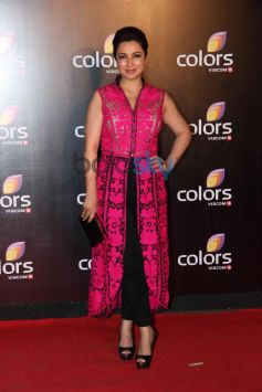 Tisca Chopra at star studded colors party