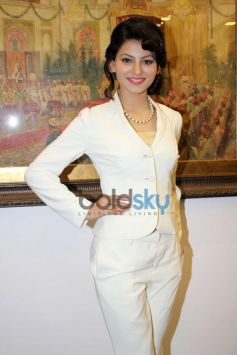Urvashi Rautela during JS art gallery's new studio launch