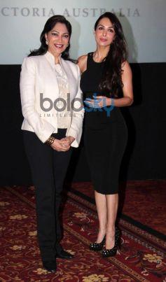Malaika Arora Khan at Indian Film Festival press conference
