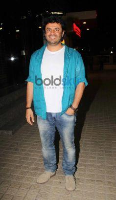 Vikas Bahal at Queen special screening at pvr juhu