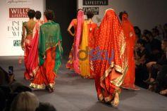 WIFW 2014 Anupama Dhayal show