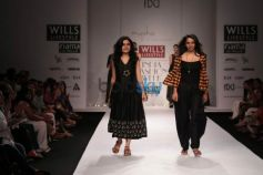 WIFW 2014 day 2 Kiran & Meghna show