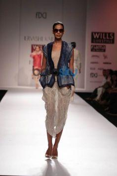 WIFW 2014 day 3 Urvashi Kaur show