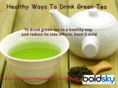 5 Benefits Of Green Tea With Honey