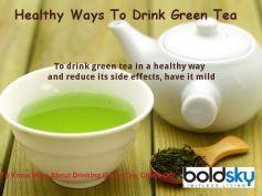 5 Benefits Of Green Tea With Honey