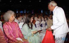 Aishwariya Rai Bachchan at Musical concert