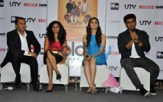 Alia and Arjun launch 2 States new cover
